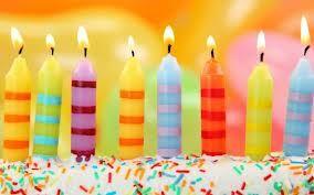 Birthdays.