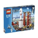 LEGO City 3368 - Raketenstation