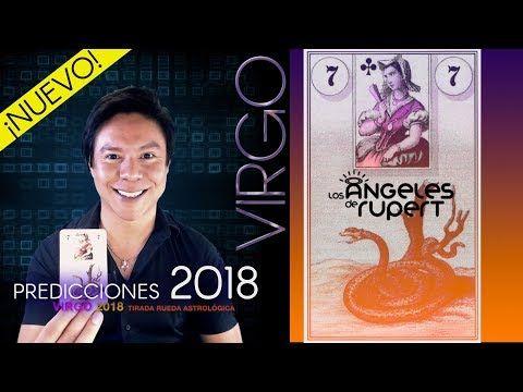♍ VIRGO Predicciones 2018 Rueda Astrológica Hilando el 2017 con el 2018 - YouTube