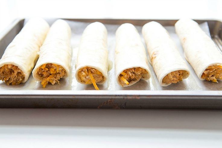 Crock-Pot Taquitos: Finally a Meal the Whole Family Can Enjoy