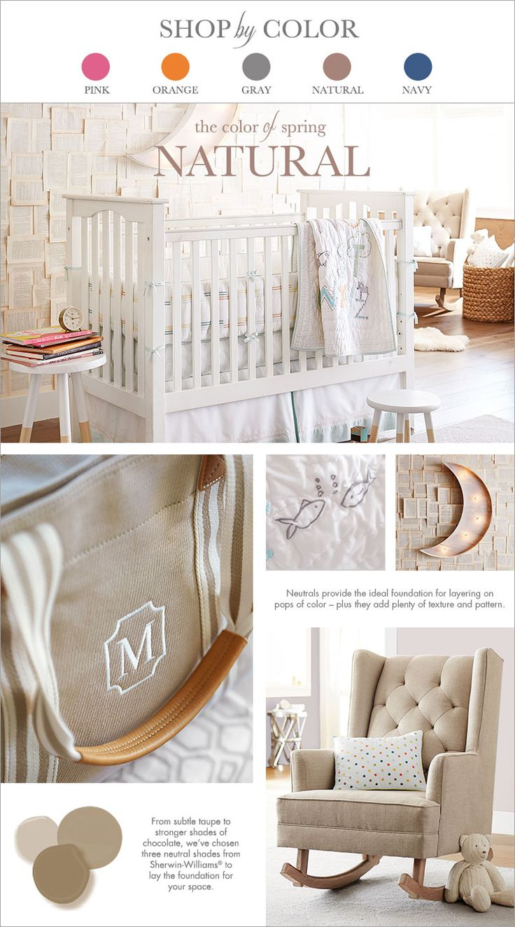 131 best Gender Neutral Nursery Ideas images on Pinterest | Kid ...