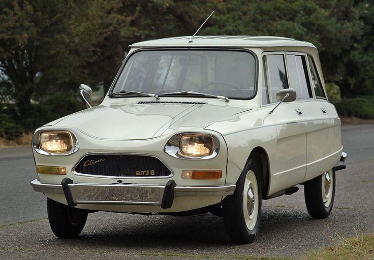 1969 Citroen Ami 8