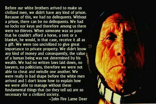 Civilized society :/