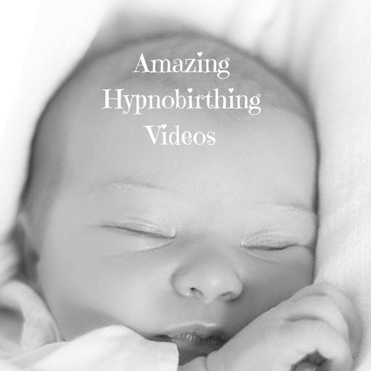 Amazing Hypnobirthing Videos