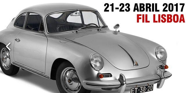 Salão Internacional Motorclássico regressa à FIL de 21 a 23 de Abril