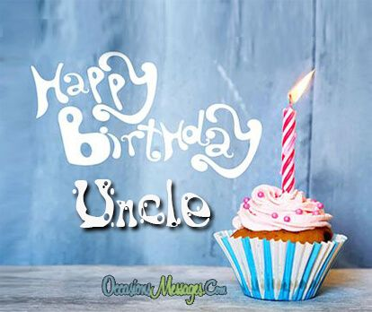 Surprise your uncle on his birthday with our wishes and messages; Send any of the following phrases to your uncle on his birthday to show how much you..