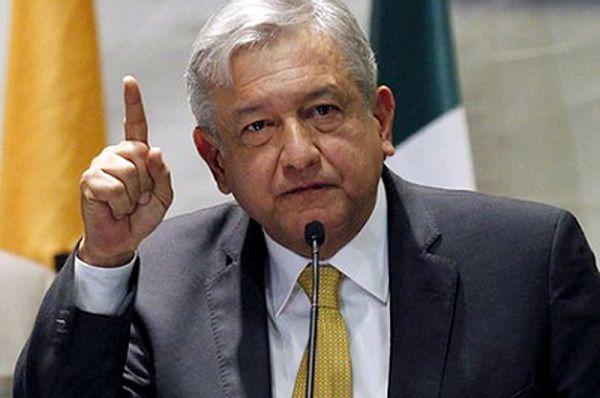 Que investigan a Peña Nieto por corrupción: AMLO