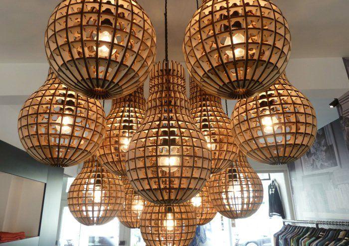 Sperrholz platten stuhl design produkt leuchtobjekt famoes