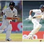 LIVE Cricket Score India vs Sri Lanka 3rd Test Day 2 in Delhi: Shami dismisses Karunaratne on first ball