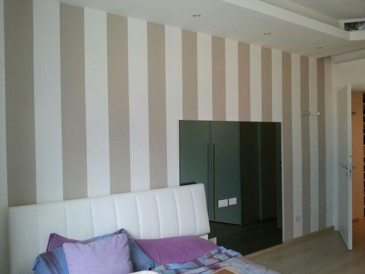 Oltre 25 fantastiche idee su pareti a strisce su pinterest for Idee pittura casa