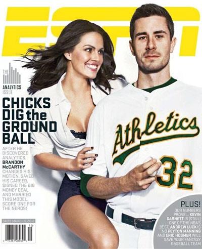 Sports Insights Featured in #ESPN Magazine, the Analytics Edition