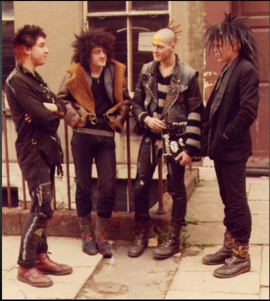 Disorder (Hardcore punk, UK82 /UK)