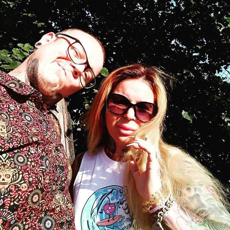 Z Jakubem  #selfie #fashionaddict #fashion #style #instagramers #beauty #love #kiss #kiss #smile #polskiedziewczyny #zawszemodnie #markowo #warszawa #wieczorne #wariacje #model