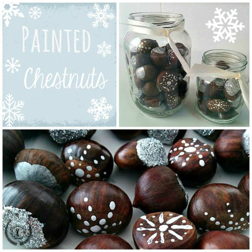 Painted Chestnuts