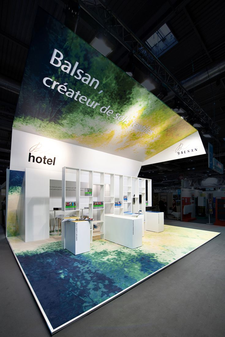 Exhibition stand ideas a collection of design ideas to for Decor hotel feira