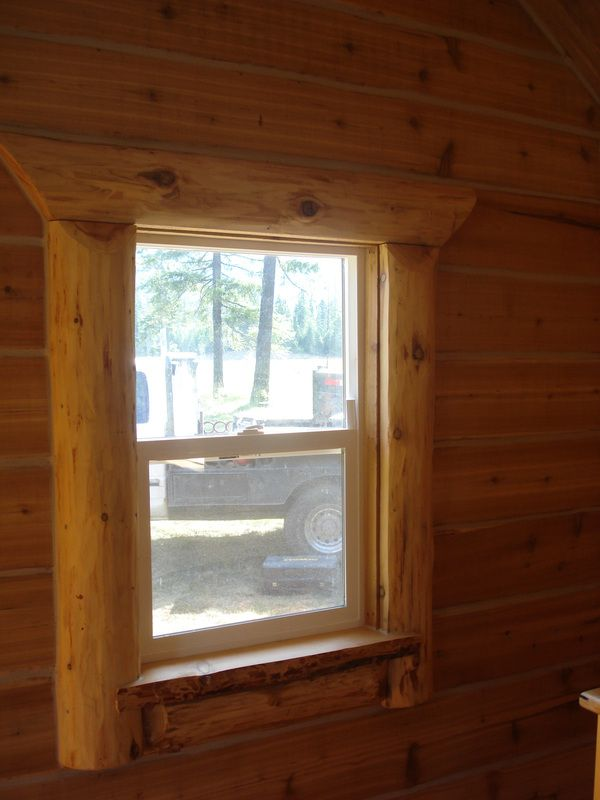 1000 Images About Rustic Trim For Windows And Doors On