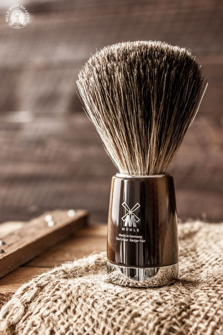 MÜHLE - Shaving brush LISCIO 181 M 142