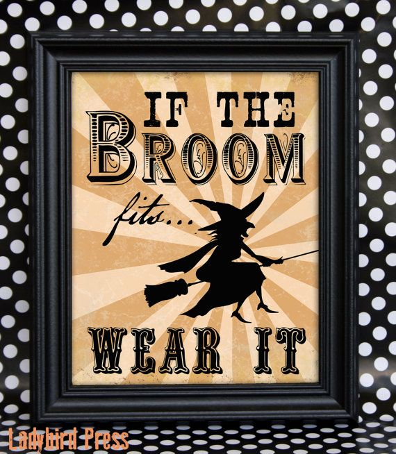 Printable halloween decor favorite holiday halloween pinterest - Printable halloween decorations ...