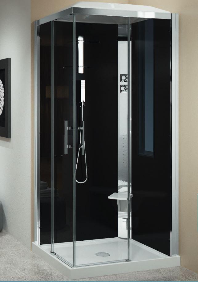 les 25 meilleures id es de la cat gorie cabine de douche rectangulaire sur pinterest salles de. Black Bedroom Furniture Sets. Home Design Ideas