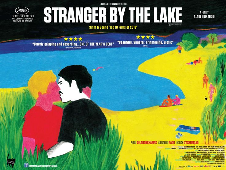 Stranger By The Lake - UK Quad