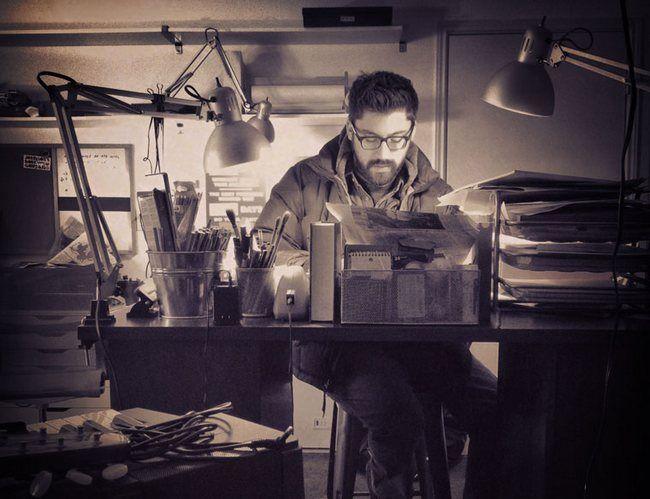 Ide kreatif Austin Kleon di Balik Penulisan Buku Terbarunya, Show Your Work! | Controversy