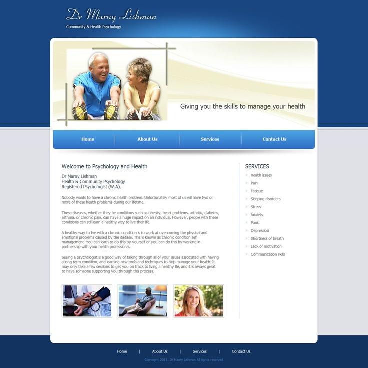 Psychology and Health  www.psychologyandhealth.com.au