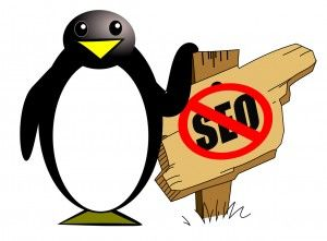 The Google penguin update how it decides which sites to penalize for over optimization