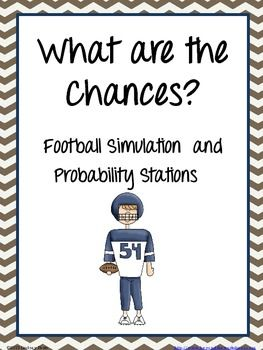 This lesson includes four stations. Two stations require students to perform probability simulations with a spinner and a coin. The other two stations have students determine the probability of independent and compound events and make predictions from that data. Answer key included.