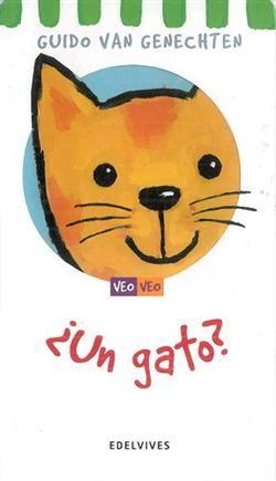 Libro que permite al niño jugar al Veo, veo. Al desplegar la cartulina, el animal de la cubierta se va trasformando en otros cuatro muy distintos. Para crear las primeras historias.