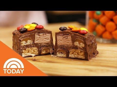 Monster MegaBar: The Giant Candy Bar Has A Chocolate Treat For Everyone | Video News | EBL News