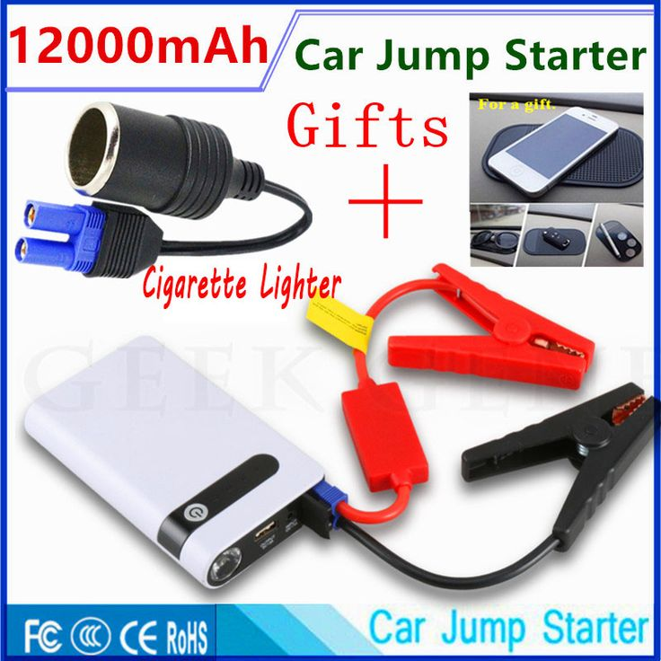 2017 Emergency Starting Device Mini Car Jump Starter Car Charger for Car  Battery Booster Buster Power