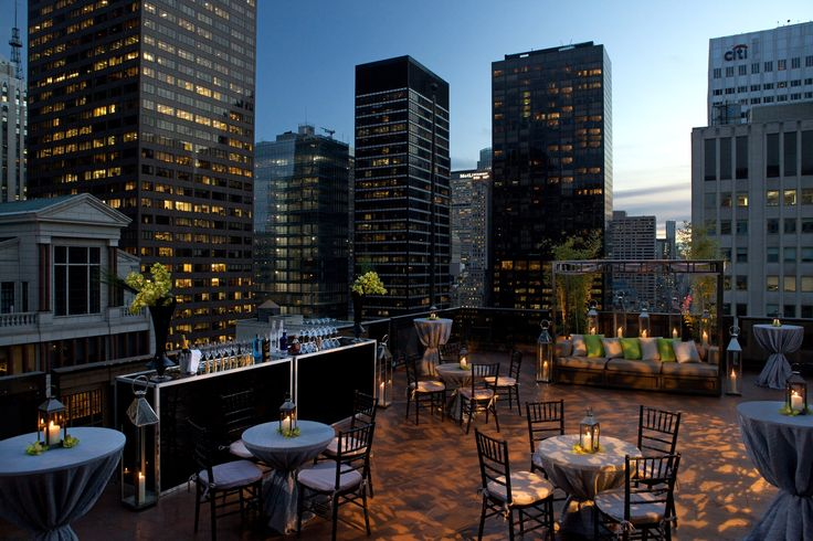 Check out Strictly Weddings' picks for exclusive urban rooftop venues that will take rooftop weddings to new heights!