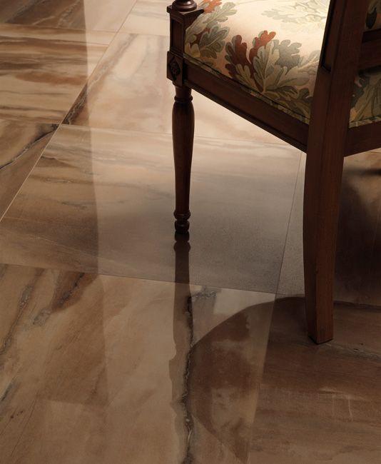 LUXOR: classical taste living room #luxury #marbletiles #marblefloor #armchair