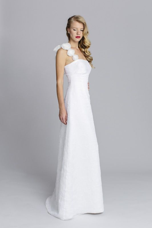 Model 'Eva'  Wedding dress