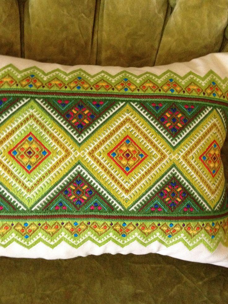 invitation to wedding ukrainian textiles and traditions%0A Nyzynka pillow