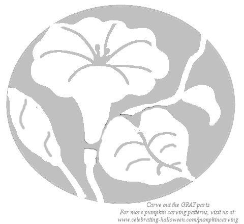 78 Best Images About Flower Stencils On Pinterest