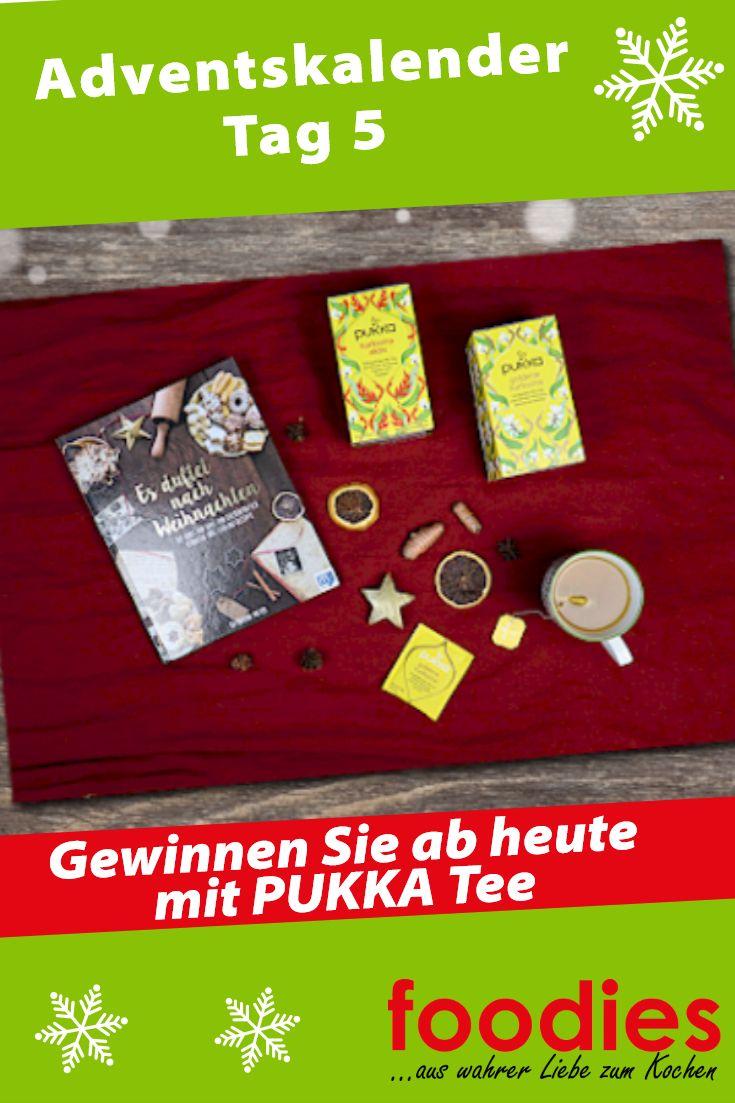 Foodies Aus Wahrer Liebe Zum Kochen Adventskalender Adventskalender Gewinnspiel Adventkalender