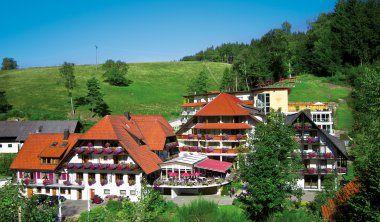 Ihr Wellnesshotel im Schwarzwald - Hotel Adler St. Roman