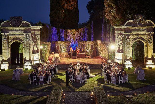 ALMA PROJECT @ Villa di Geggiano wedding • Italian Wedding Photographer - Lighting & Live Band - Party Dj Set - Jules Photographer