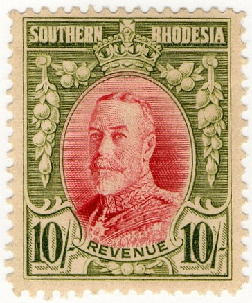 Rhodesian Revenues