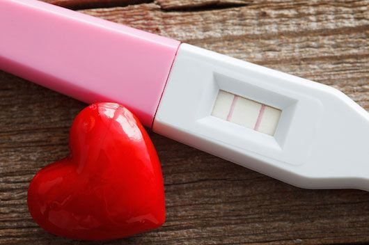 How early can you take a pregnancy test?