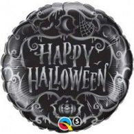 Happy Halloween 45cm Foil $9.90 (filled with helium) Q31462