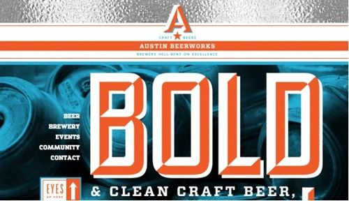 Bold & Clean Craft Beer