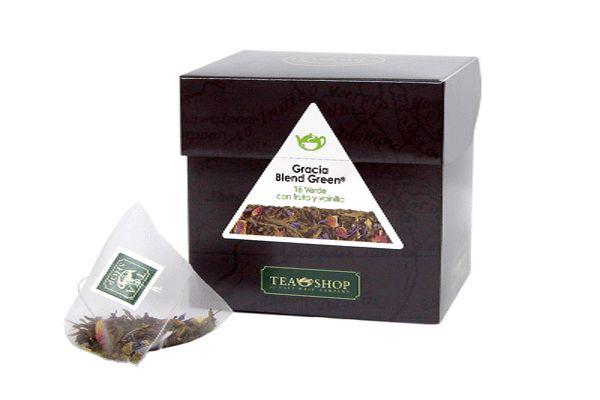 Tea Bags Quality : Toda la calidad Tea Shop ahora en bolsitas