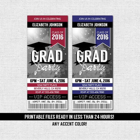 352 best Invitations images on Pinterest Ticket invitation, Card - printable ticket invitations