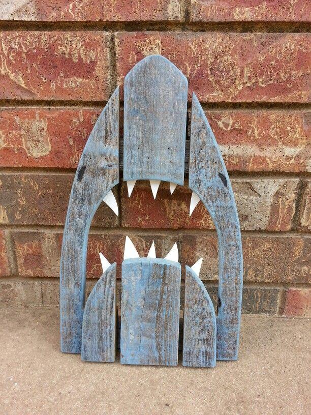 Shark week decor