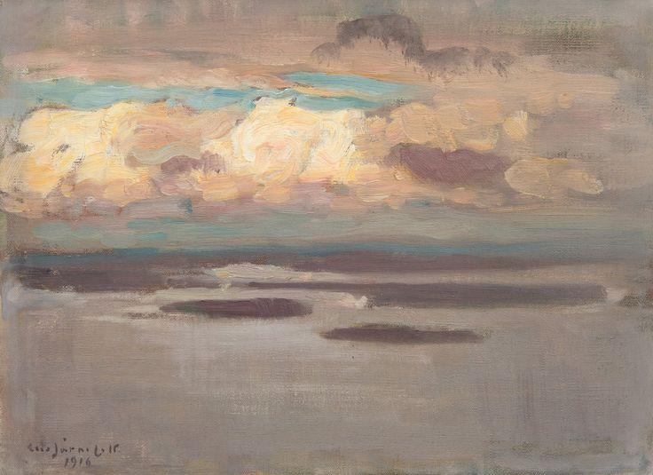 Eero Järnefelt - From Koli, 1916