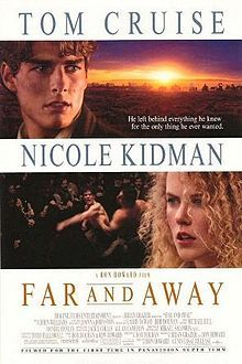 Far and Away (1992) Love Tom and Nicole together.