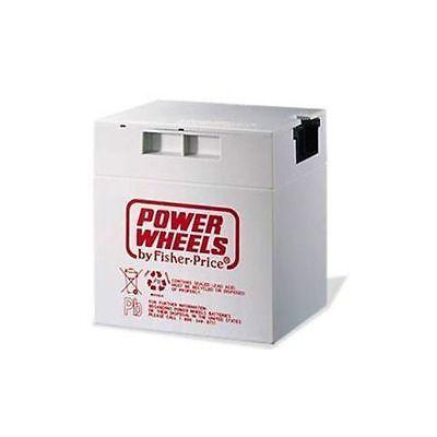 Lightning McQueen Power Wheels Battery