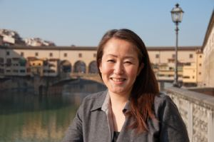 EXPATS IN FLORENCE :: Rieko Hayashi Coordinating weddings for Japanese in Europe